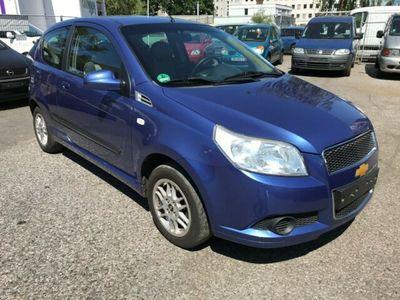 gebraucht Chevrolet Aveo 1.2,Euro4,Alufelgen,2-Hand*900-€-Festpreis