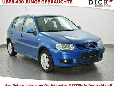 gebraucht VW Polo 1.4 Aut. Highl. GEPFLEGT+CLIMA+AHK+ALU+TÜV