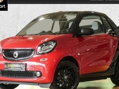 gebraucht Smart ForTwo Cabrio 66kW passion DCT cool&Audio Sport