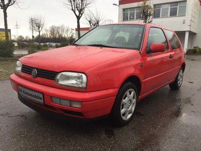 gebraucht VW Golf 1.4*TÜV NEU*59000 KM*1 HAND*EL-SCHIEBEDACH*