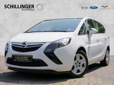 gebraucht Opel Zafira Tourer 1.4 T Edition, Klima, CD/MP3, Temp