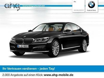 gebraucht BMW 730 d xDrive Navi Prof. Komfortsitze Head-Up AHK