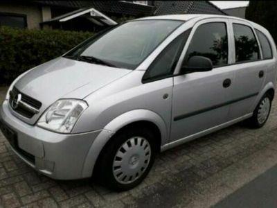 gebraucht Opel Meriva 1.6 Klima Tüv 10.2020