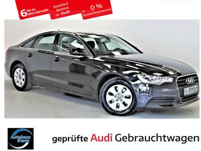 gebraucht Audi A6 Limo 2.8 FSI 204 PS Navi LED KeylessGo APS