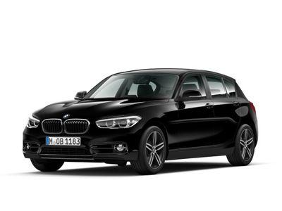 used BMW 118 i Sport Line