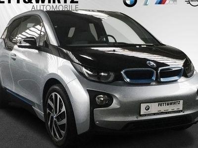 gebraucht BMW i3 - 19''LM Navi Sitzhzg. Park-u.Stauass. LED PDC