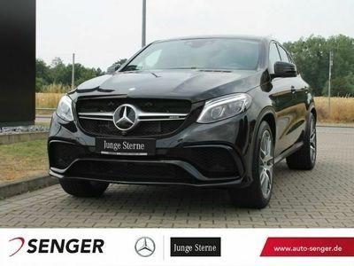 gebraucht Mercedes GLE63 AMG S 4MATIC Coupé Harman+Sitzklima