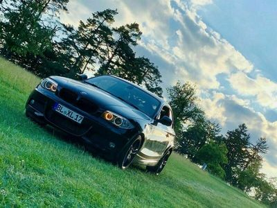 gebraucht BMW 120 Coupé d M-Paket/M-Performance