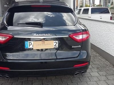 gebraucht Maserati Levante Diesel Q4