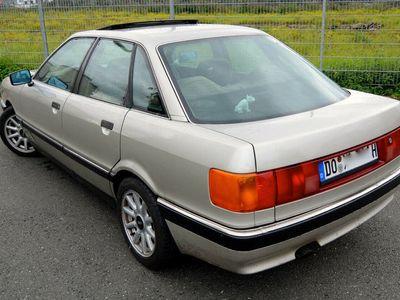 gebraucht Audi 90 2.3 E H-Kennzeichen HU 08/22 als Limousine in Dortmund