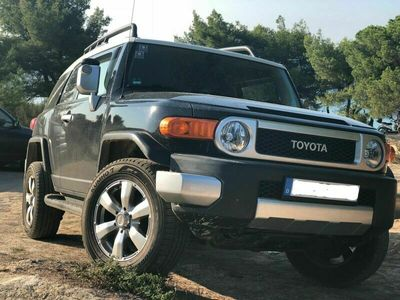 gebraucht Toyota FJ Cruiser Executive(Deutsche Zulassung)+Extras