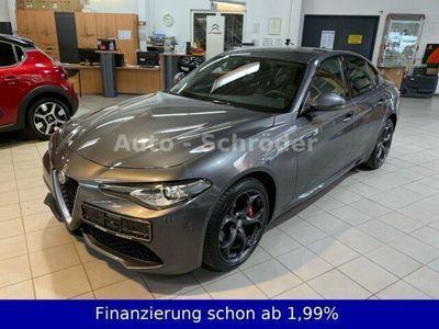 gebraucht Alfa Romeo Giulia 2.0 Turbo 16V 206 kW AT8-Q4 Veloce