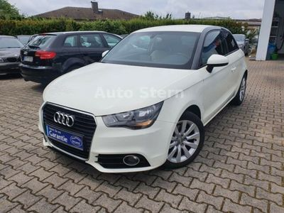 gebraucht Audi A1 Attraction *1.4 TFSI*Alu*TopAussta*Garantie