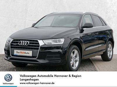 gebraucht Audi Q3 2.0 TDI DPF quattro Xenon Klima PDC Sitzheizung