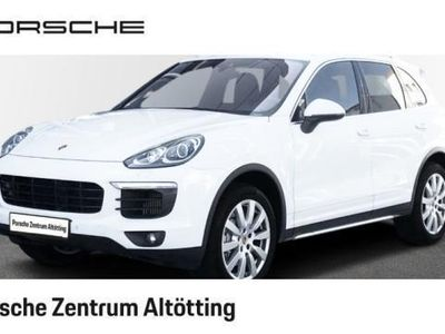 gebraucht Porsche Cayenne S Luftfederung Standheizung AHK
