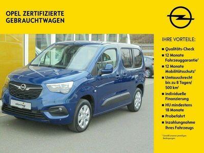 gebraucht Opel Combo E Life Edition,Navi,SHZ,Alu