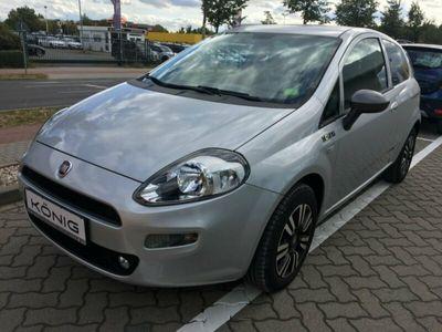 gebraucht Fiat Punto 1.2i YOUNG Klimaanlage EURO 6