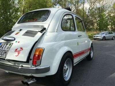used Fiat 500 Abarth