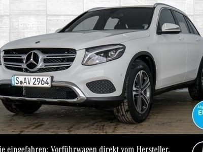 gebraucht Mercedes GLC220 d 4M Exclusive Business Park Spiegel