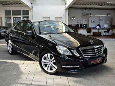 gebraucht Mercedes E200 CDI BlueEfficiency # 2. Hd # Rentner # AHK