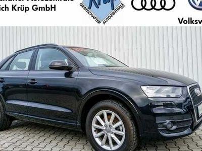 gebraucht Audi Q3 2.0 TDI *Navi*AHK*