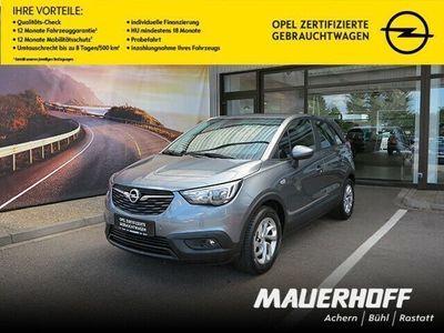 gebraucht Opel Crossland X EDI | Kamera | Parkpilot | Winterp.