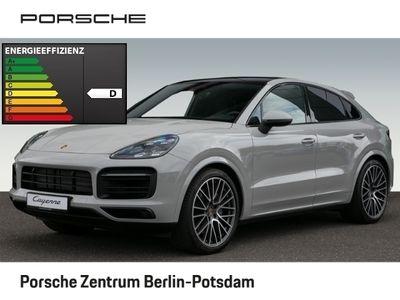 gebraucht Porsche Cayenne S Coupe BOSE Sportabgasanlage 22-Zoll