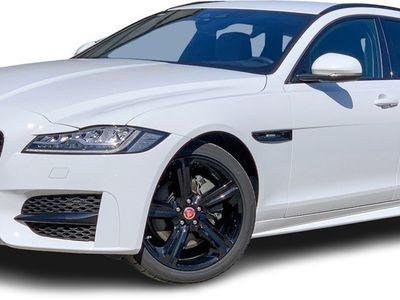 gebraucht Jaguar XF Sportbrake XF 25d AWD R-Sport AHK LED Head-Up