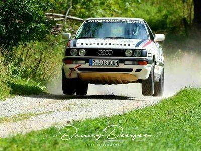 gebraucht Audi 90 quattro Rallyeauto Motorsport Hist...