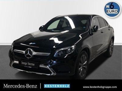 gebraucht Mercedes GLC350 d 4Matic+Navi+9 G-TRONIC+Keyless-Go+Head-u