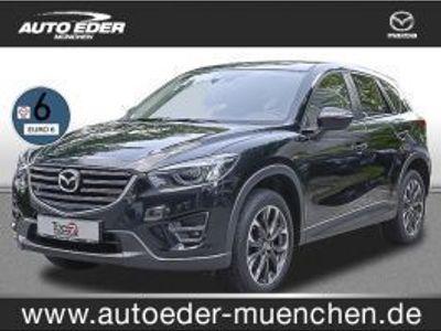 gebraucht Mazda CX-5 2.0 SKYACTIV-G Sports-Line AWD Navi, Leder, P