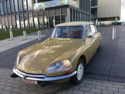 gebraucht Citroën DS 21 inj. Pallas