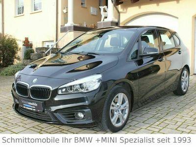gebraucht BMW 225 i xDrive Active Tourer,LED,Navi,Leder,AHK als Van/Kleinbus in Baden-Württemberg - Wittighausen