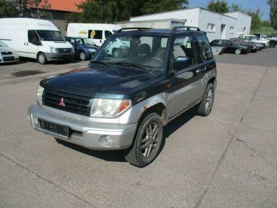 käytetty Mitsubishi Pajero 1.8 L Pinin/4x4/Tel.01874/171 36 31