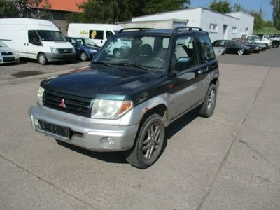 used Mitsubishi Pajero 1.8 L Pinin/4x4/Tel.01874/171 36 31