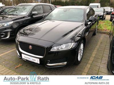 gebraucht Jaguar XF 2.0l Prestige Automatik 250PS,Navi,RFK,Xenon