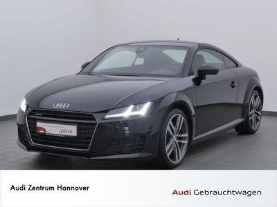 käytetty Audi TT Coupé Coupe 2.0 TFSI quattro LED, virtual, Leder, 19 Zoll, DAB