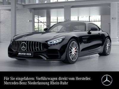 gebraucht Mercedes AMG GT C Cp. Perf-Sitze Perf-Abgas Pano Burmester