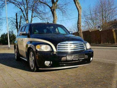 gebraucht Chevrolet HHR 170Ps LPG Tüv 04/2022