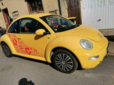 gebraucht VW Beetle 2.0 TÜV 04.2023