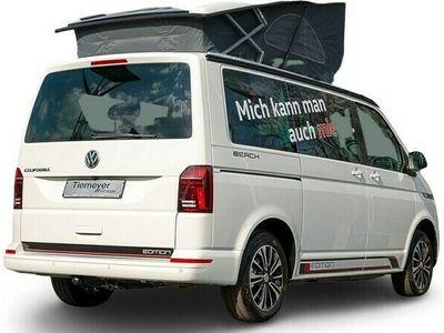 gebraucht VW California T6 California T6T6.1 2.0 TDI DSG Beach Tour Edition Navi PDC AHK