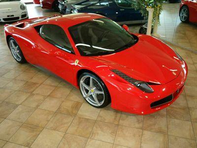 gebraucht Ferrari 458 *Carbon-Schalensitze+einer der Letzten+MwSt.