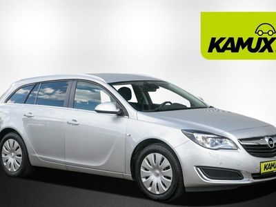 gebraucht Opel Insignia 1.6 CDTi Business +Bi-Xenon +Navi +el. Heckklappe +Sicht-Paket
