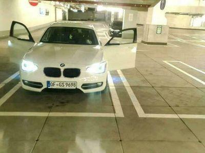 gebraucht BMW 2000 er1 2011turbo diesel sport line