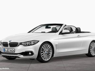 gebraucht BMW 440 i Cabrio xDrive Aut. Luxury Line ad.Fwk+h/k++