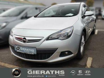 gebraucht Opel Astra GTC EDI 1.4 T 6-G S/S 103kw Klimaautomatik