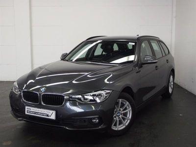 gebraucht BMW 320 d Touring Aut Advantage+Navi+LED+Tempom+PDC++