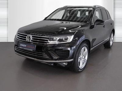 gebraucht VW Touareg 3.0 V6 TDI DSG Xenon Leder Navi Panorama