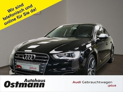 gebraucht Audi S3 Sportback S3 Sportback 2.0 TFSI quattro 221 kW (300 PS) 6-Gang