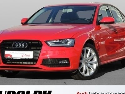 gebraucht Audi A4 Limousine Ambiente 2.0 TDI 130 kW (177 PS) 6-Gang